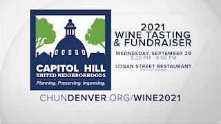 Capitol Hill United Neighborhoods Wine Tasting