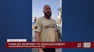 Family of Ryan Whitaker responds to DOJ investigation announcement