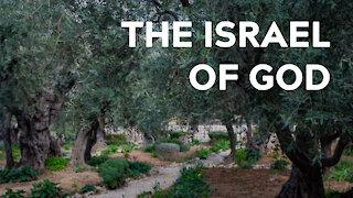 The Israel of God - Galatians 6:16