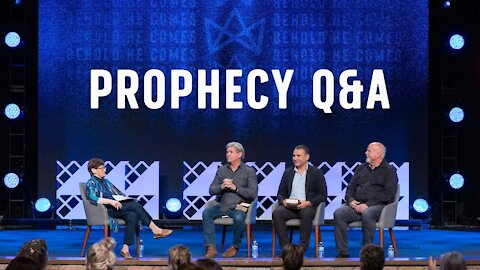 Bible Prophecy Q&A with Amir Tsarfati, Jan Markell, Pastor Barry Stagner and Pastor Jack Hibbs