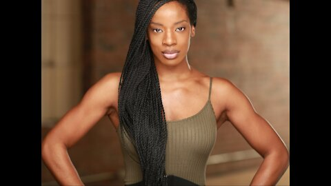 """Rolling Out Star Studios presents: Ayisha Issa, leading actress in NBC's """"Transplant"""""""