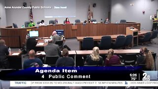 Parents outraged with school board