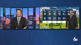 Scott Dorval's Idaho News 6 Forecast - Thursday 9/2/21