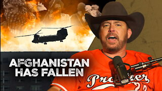 Afghanistan Has FALLEN! The American Gov't Failed Our Allies | Ep 492