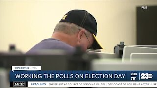What it takes to be a poll worker ahead of the gubernatorial recall election