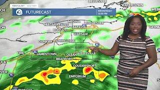7 First Alert Forecast 5 p.m. Update, Monday, August 17
