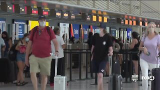 RSW passengers forced to rebook flights as Spirit Airlines continue flight cancellations
