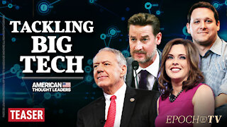 TEASER: How to Challenge Big Tech Censorship—Rep Buck, Rep Steube, Mercedes Schlapp, Harrison Rogers