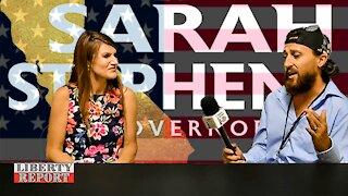 Sarah Stephens for California Governor
