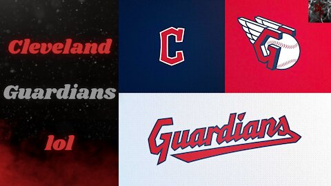 Cleveland Guardians... Cleveland Indians to be Retired in 2022   Just an Excuse To Print Money