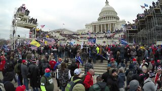 Trump Rally - D.C. Capitol - Part 2 - Peaceful Protest - January 6 2021