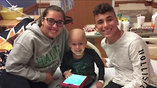 Dylan's Journey To Kicking Cancer