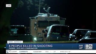 Multiple people killed in Phoenix shooting