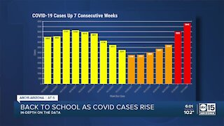 Public health experts see signs of a third COVID-19 wave in Arizona