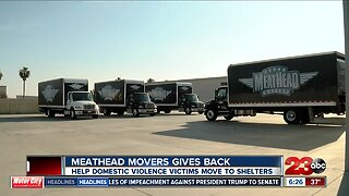 Meathead Movers help domestic violence victims move to shelters