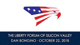Dan Bongino ~ The Liberty Forum ~ 10-22-2018