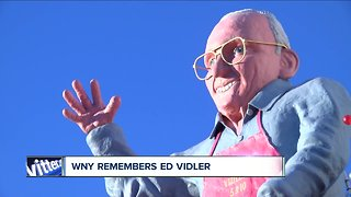 Remembering the life of Ed Vidler