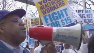 The Fight To Raise Minimum Wage