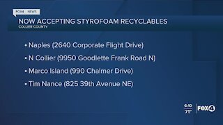 Collier recycling program