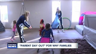 Russell Salvatore helps give a much needed break for parents with children with special needs