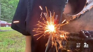 Advice for those planning to light fireworks for Fourth of July