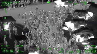 Deputies hit by bottles at massive block party in Florida