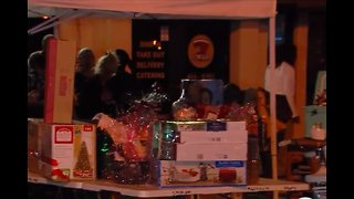 Fundraiser for families of 5 crash victims