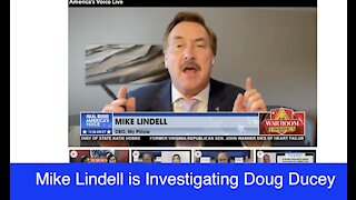 Mike Lindell is Investigating Az. Governor Ducey. Ducey needs to come clean