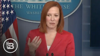 Reporter Questions Press Sec. Over Trans Athletes Competing in Women's Sports