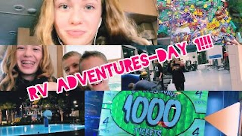 1000 Tickets?!?!? RV Adventures-Day 1!!! Driving to Carolina Pines | Gabby's Gallery