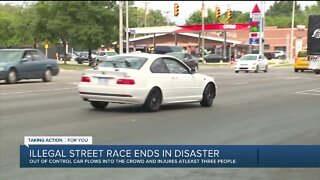 Detroit Police now have task force to stop street racing, drifting