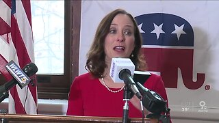 Amy Murray confirms she's leaving Cincinnati City Council for Department of Defense