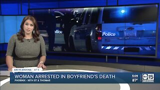 Police: Woman fatally shoots boyfriend near 16th Street and Thomas Road