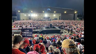 Trump Rally Pittsburgh 2020