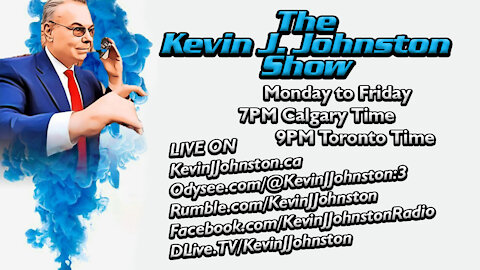 The Kevin J. Johnston Show Q & A 9/1/2021
