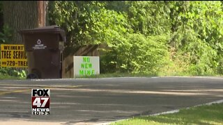 Residents fight against proposed second mine