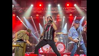 National Rock Show - Make America Great Again