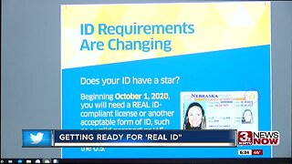 Getting ready for Real ID