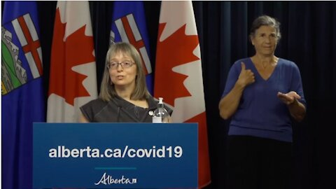 Alberta Is Lifting More Health Measures & People With COVID-19 Won't Need To Isolate Soon