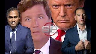 Dr.SHIVA Slams Tucker, Trump - Exposes GOV'T, Big Tech Censorship