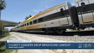 Indian River County approves settlement with Brightline; lawsuit dropped