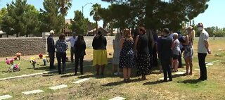Ceremony to honor fallen FBI agent
