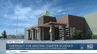 Oversight for Arizona charter schools