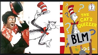 Cat In The Hat, The Left's Newest Claimed 'Hateful Racist Symbol', CANCELLED!