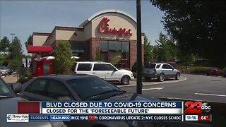 Retail, restaurants make business changes in response to coronavirus