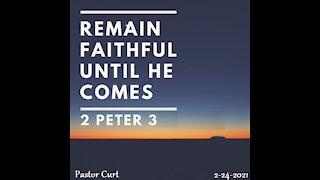 02-24-2021 Bible Study