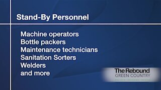 Who's Hiring: Stand-By Personnel