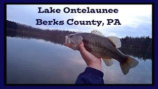 Lake Fishing for Bass