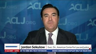 Jordan Sekulow / Executive Director, American Center for Law and Justice - TRUMP IMPEACHMENT: GOP SEEKS DELAY 'TIL FEBRUARY