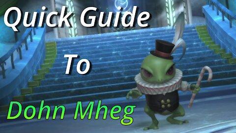 Dohn Mheg - Quick Guide (2021)